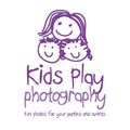 Kids Play Photography website
